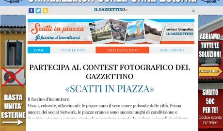 SCATTI IN PIAZZA - CONTEST FOTOGRAFICO
