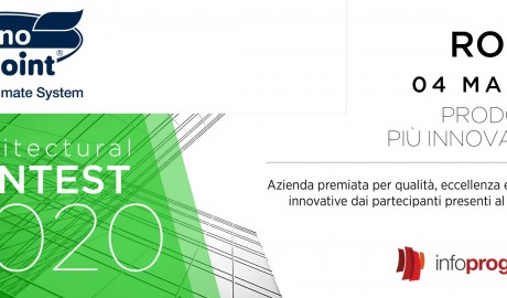 Architectural Contest 2020 - Tekno Point won for the most innovative product