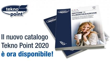 Nuovo catalogo Tekno Point 2020