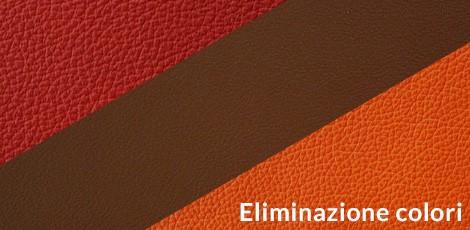 Eliminazione colori