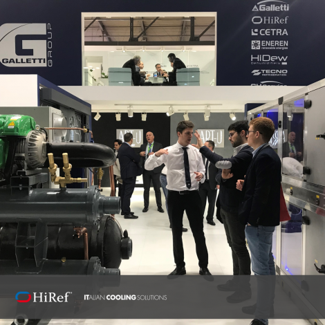 Incredible success for Galletti Group at MCE 2018