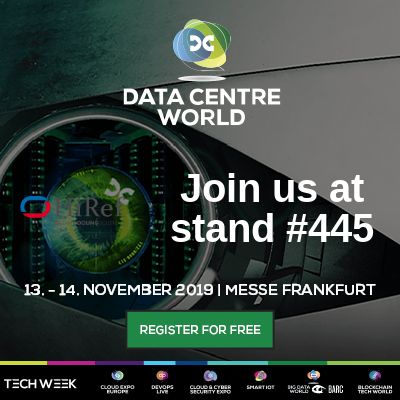 13 - 14 November 2019: HiRef @ DCW Frankfurt