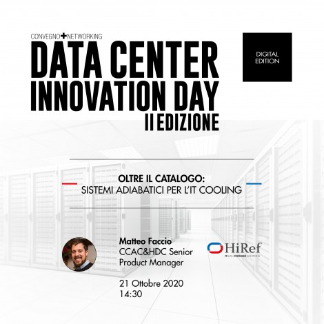 Data Center Innovation Day 2020