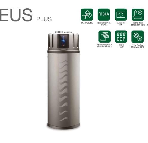 Pompa di calore aria-acqua monoblocco - Zeus e Zeus Plus