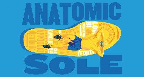 ANATOMIC SOLE