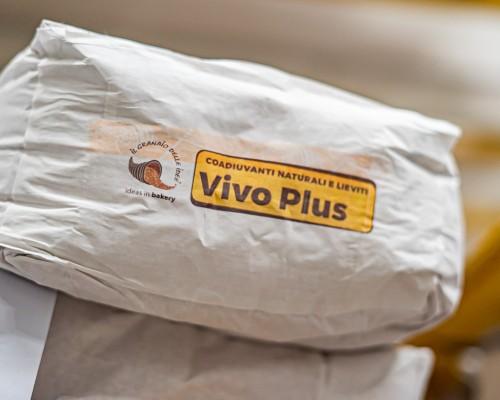 Detail of a 10 kg paper bag