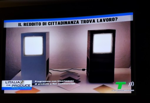 LUXELT A TELELOMBARDIA