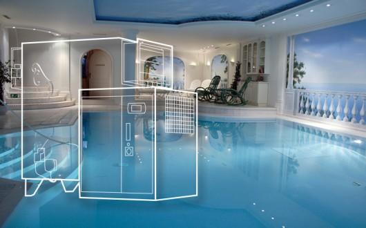 Applicazioni per piscine