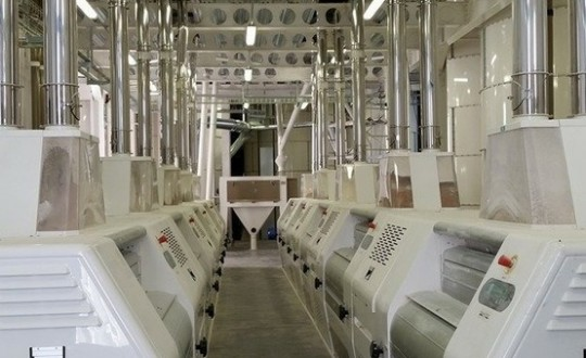 African star grain milling project: a 200 TPD milling plant built in just 12 months