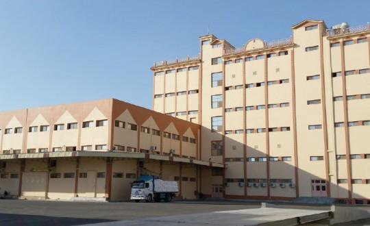 Alalamya ha scelto Omas per il più grande impianto molitorio di tutto l'Egitto