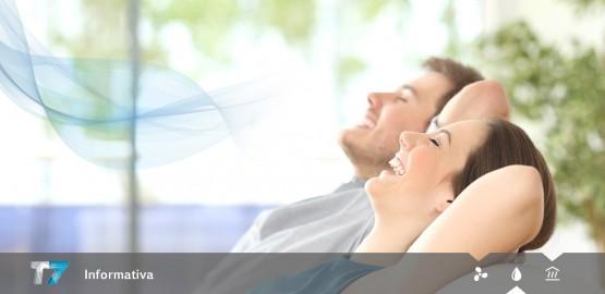 Perché installare un sistema di ventilazione meccanica controllata? <br/> Gli 8 principali vantaggi