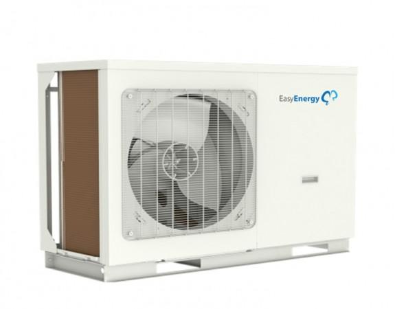 EMB - Pompa di calore per ACS, riscaldamento e condizionamento