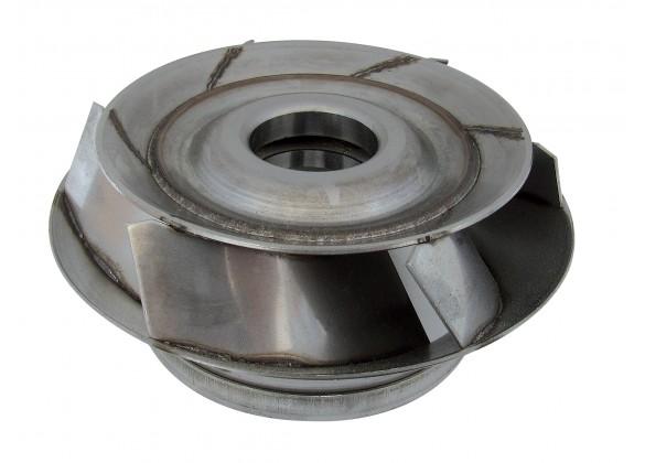 """Electrobombas sumergibles de 6"""" semiaxiales de acero inoxidable AISI 304, AISI 316 y AISI 904"""