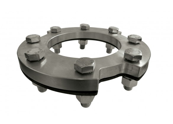 AISI 304 Stainless steel flanges for F.B. pumps