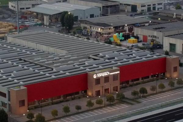 Inaugurazione nuova sede Transpack a Noventa di Piave