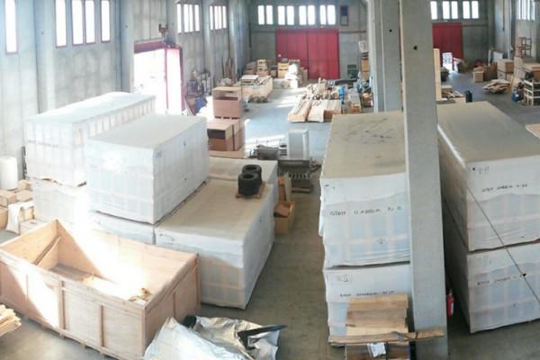La filiale di Muggia: Transpack cresce con le attività portuali