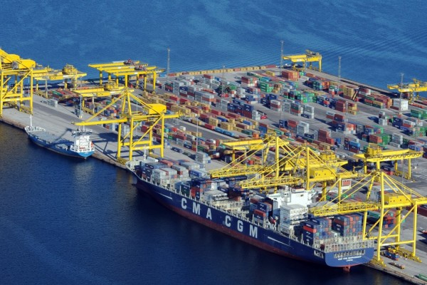 The Muggia branch: Transpack grows with the port activities