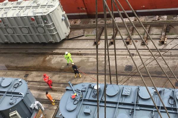 Project Cargo Comark - Liburnia - Ecotec