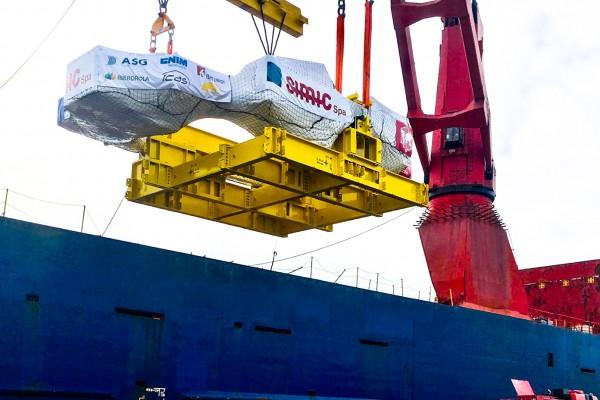 In viaggio con il magnete più grande al mondo - Transpack