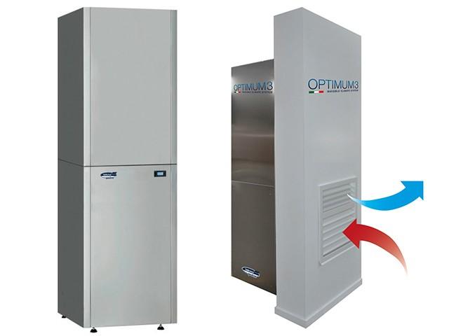 Climatizzatori senza unità esterna OPTIMUM 3