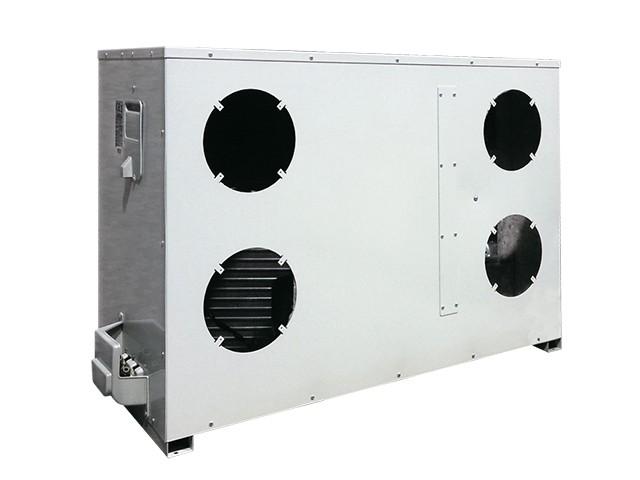 Climatizzazione senza unità esterna ELFO MULTISPLIT