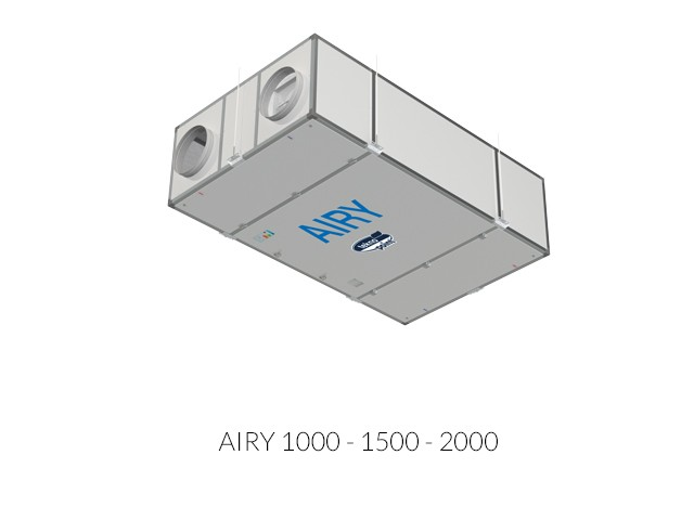 AIRY 1000 - AIRY 1500 - AIRY 2000
