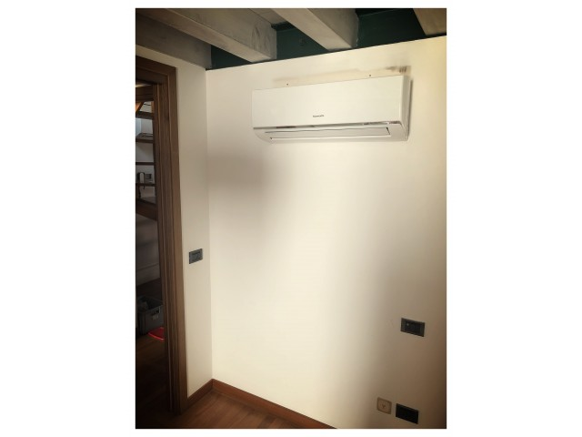 Installazione condizionatori senza unità esterna a Treviso