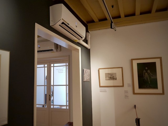 Condizionatori per i musei STEDELIJK ad Amsterdam