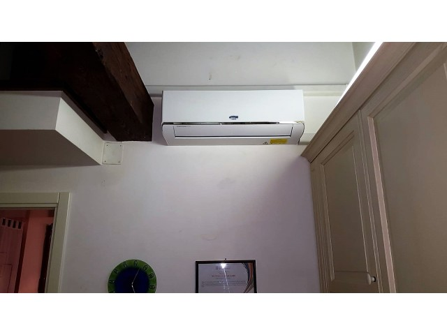 Centro storico di PADOVA - Idra Multisplit - climatizzatore invisibile acqua - aria