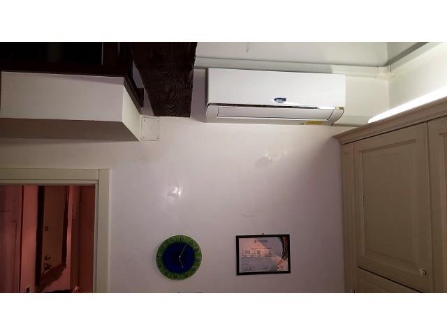Installazione di condizionatori senza unità esterna a Padova IDRA