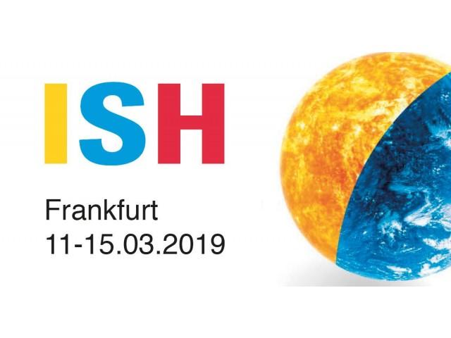 ISH Francoforte 2019