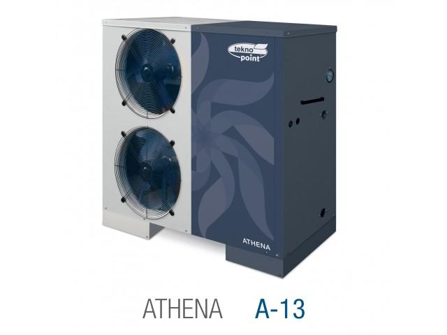 Pompa di calore aria-acqua ATHENA