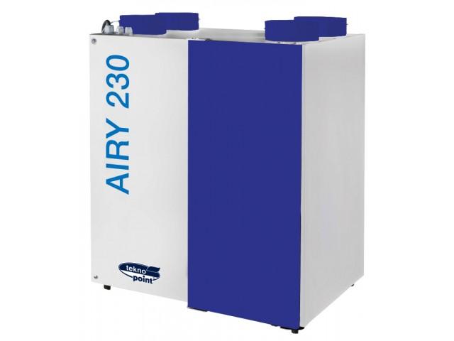 ventilazione meccanica controllata con recupero di calore