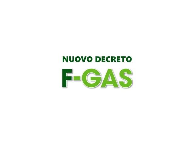 Tekno Point è conforme F-GAS!