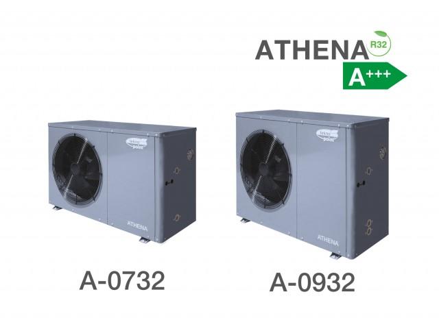 Athena R32 monoblock Air - Eau