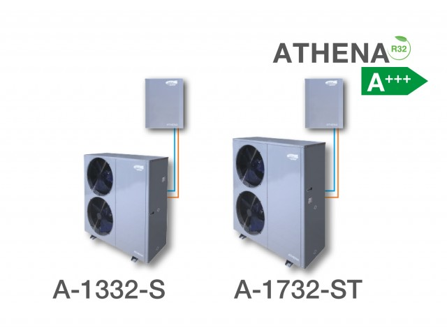 Athena R32 Split AIR-EAU