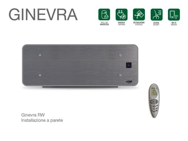 Ventilconvettore idronico Ginevra