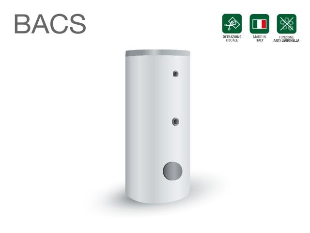 Bollitore ACS - BACS