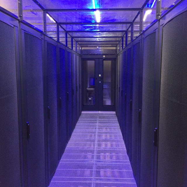 Data Center Hosting Solutions