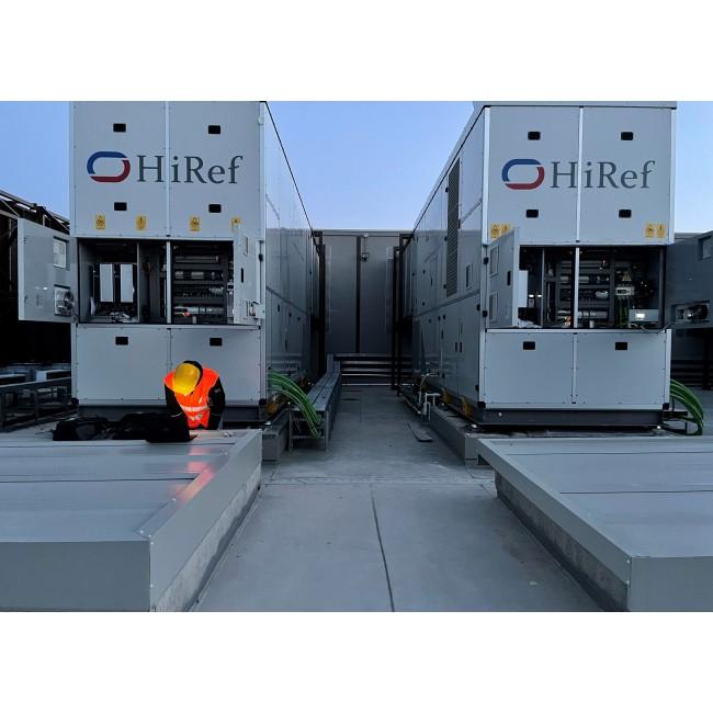 Uno dei data center europei più all'avanguardia sceglie il free-cooling adiabatico di HiRef