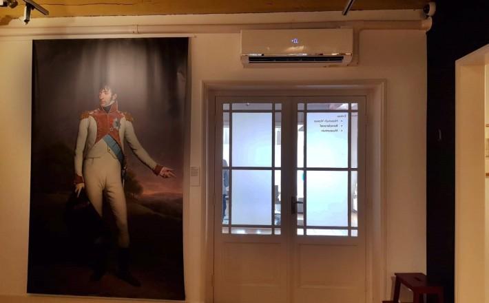 IDRA DC Inverter presso museo Amsterdam