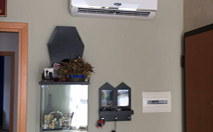 Climatizzatore IDRA trial multisplit climatizzatore invisibile