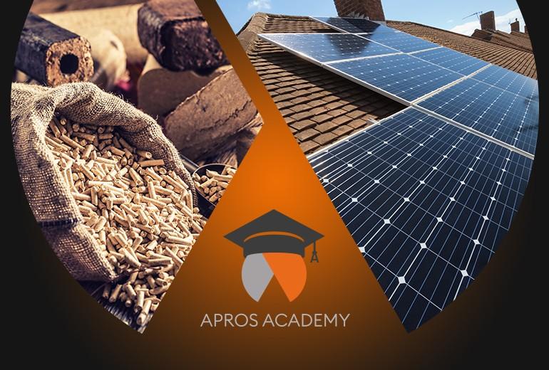 CORSO 1/2021: FORMAZIONE per l'acquisizione dell'attestato di qualifica FER per impianti termici ibridi