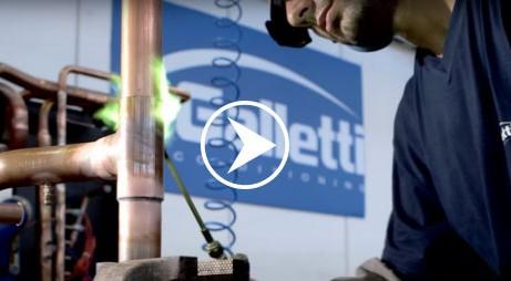 Galletti Spa Presentation