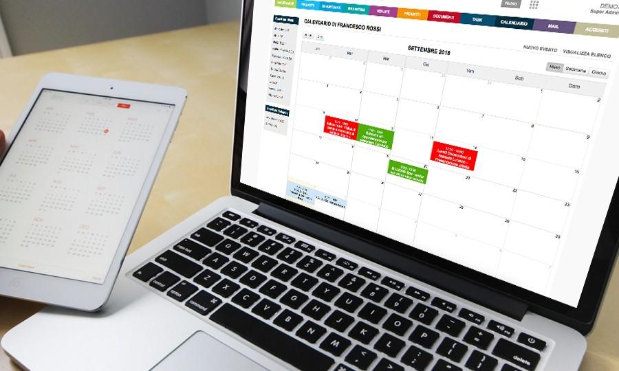 Google Calendar o calendario B.Console? Entrambi, con dovuta sincronizzazione!