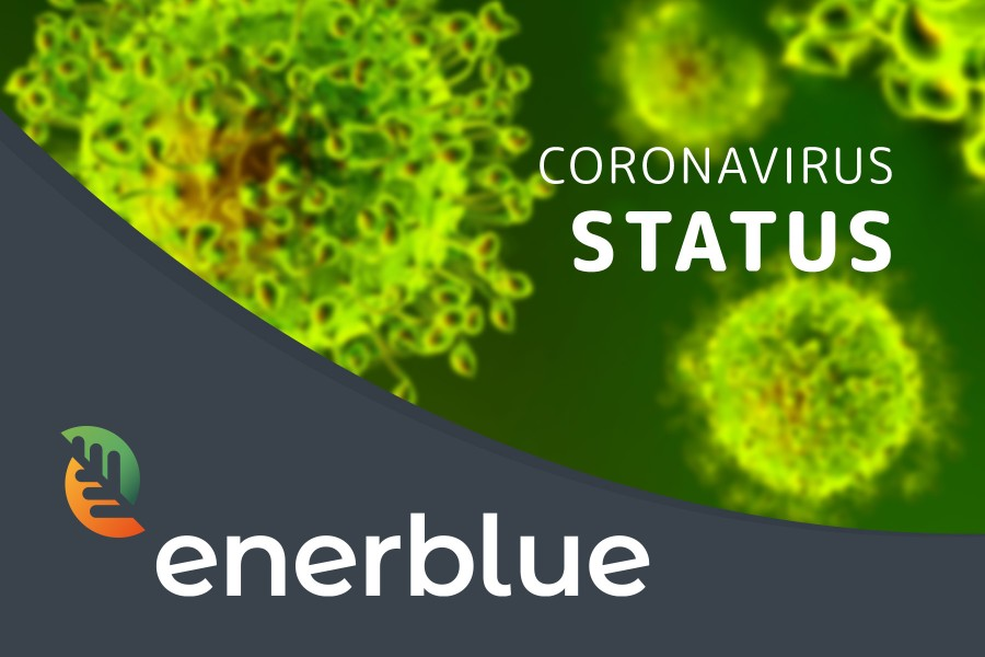 Coronavirus Emergency: Enerblue guarantees full productivity