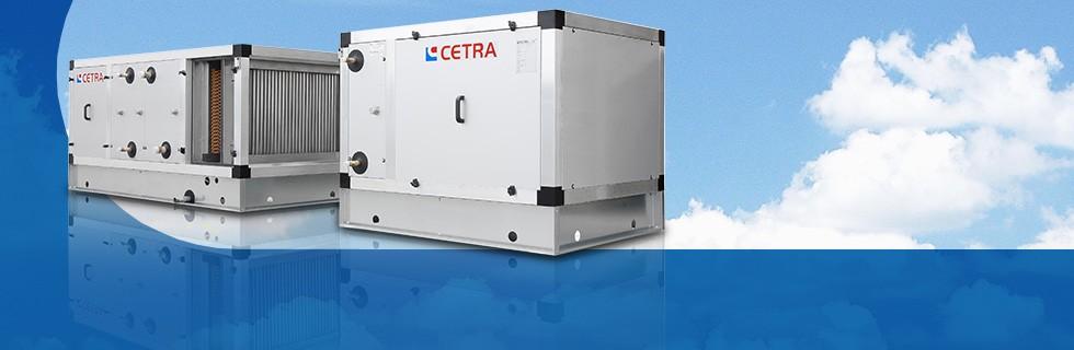Serie THT le unità termoventilanti per il condizionamento.