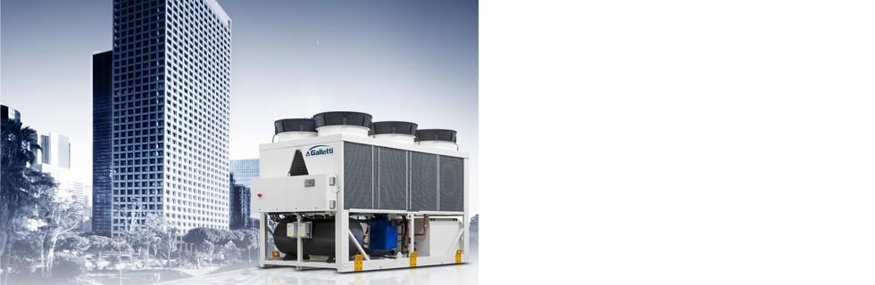 Nuova gamma dai 360 ai 600 kW BCX