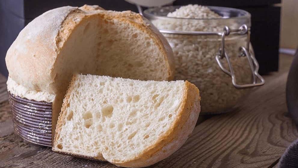 Nucleo riso rice bread